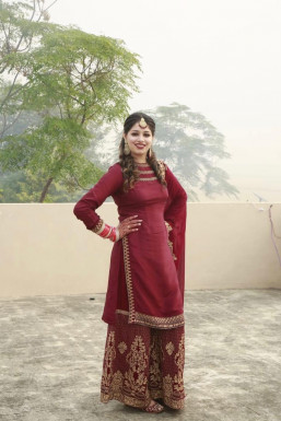 Dazzlerr - Gurleen Kaur Model Indore