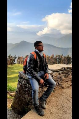 Vivek Raj - Model in Roorkee   www.dazzlerr.com