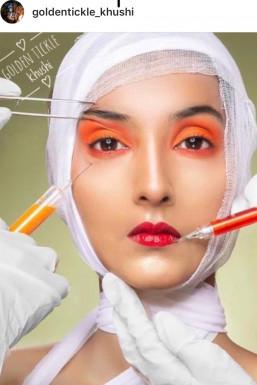 Khushi Adhikari Makeup Artist -Select-