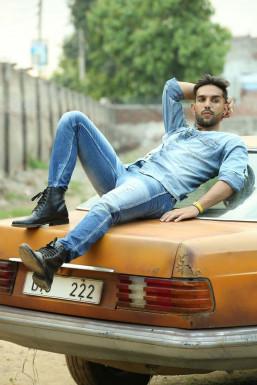 Dazzlerr - Vijeet Rana Model Indore