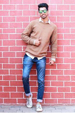Dazzlerr - Zakir Jamdar Model Pune