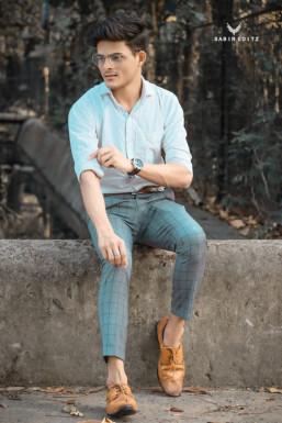 Wasim Khan Model Kolkata