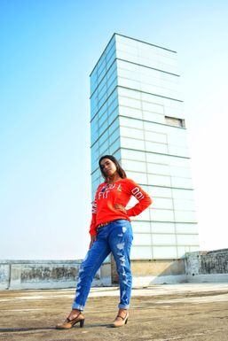 Dazzlerr - Nidhi Mevada Model Ahmedabad