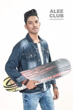Dazzlerr - Siddharth Kumar Model Ranchi
