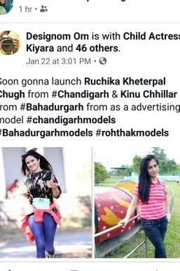 Dazzlerr - Ruchika Model Chandigarh