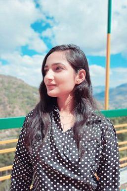 Simran Arora Model Chandigarh