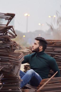 Dazzlerr - Tushar Grover Model Delhi
