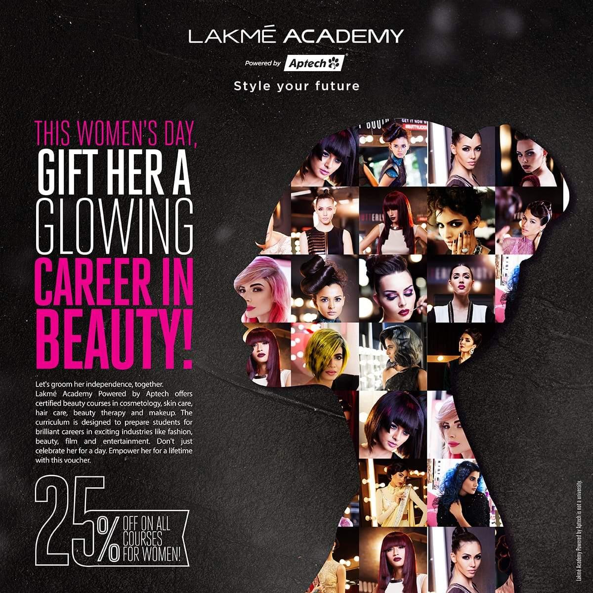 Dazzlerr - Lakme Academy