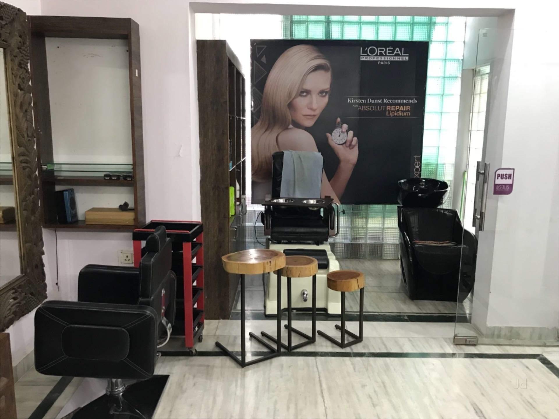 Dazzlerr - A N John Beauty Salon & Training Centre