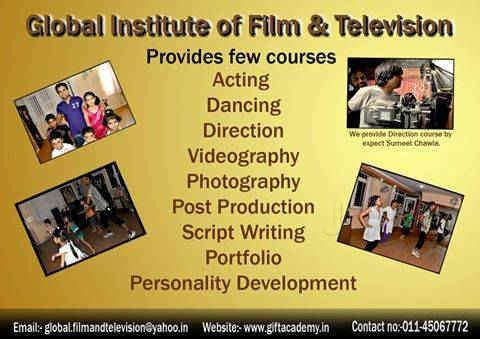 Dazzlerr Institute: Global Institute of Film & Television