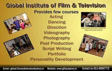 Dazzlerr : Global Institute of Film & Television