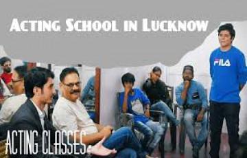 Dazzlerr : Lucknow Acting Workshop