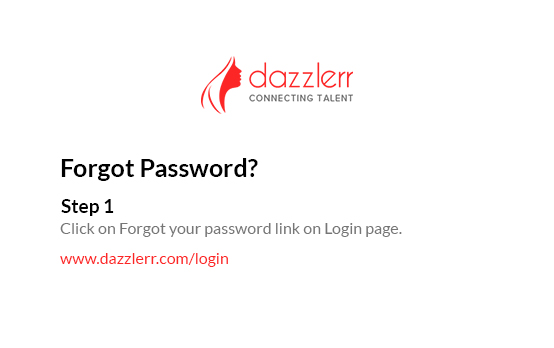 Dazzlerr : Password Step 1