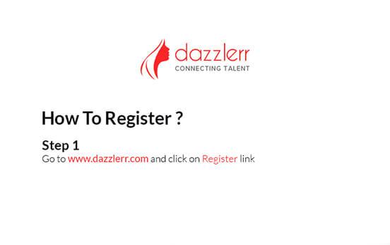 Dazzlerr : Step 1