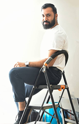 Dazzlerr Elite Club: Kapil Gauhri, Fashion choreographer