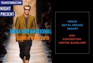 Dazzlerr : India international fashion week 2019 Bangalore