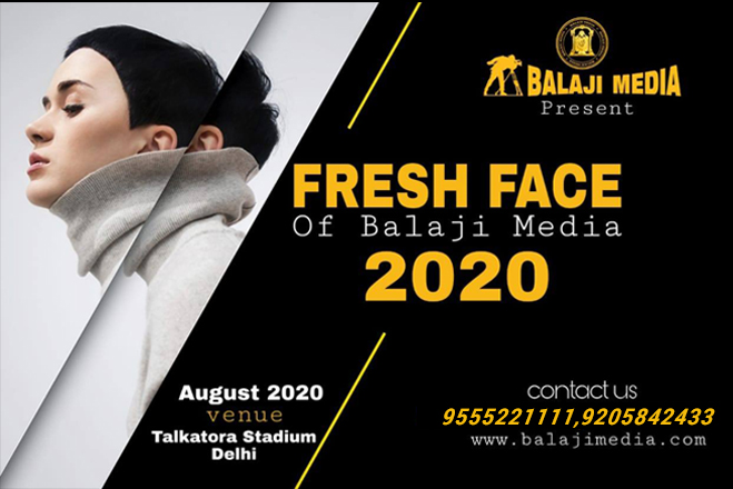 Dazzlerr : FRESH FACE of Balaji Media 2020 ( season 2 )
